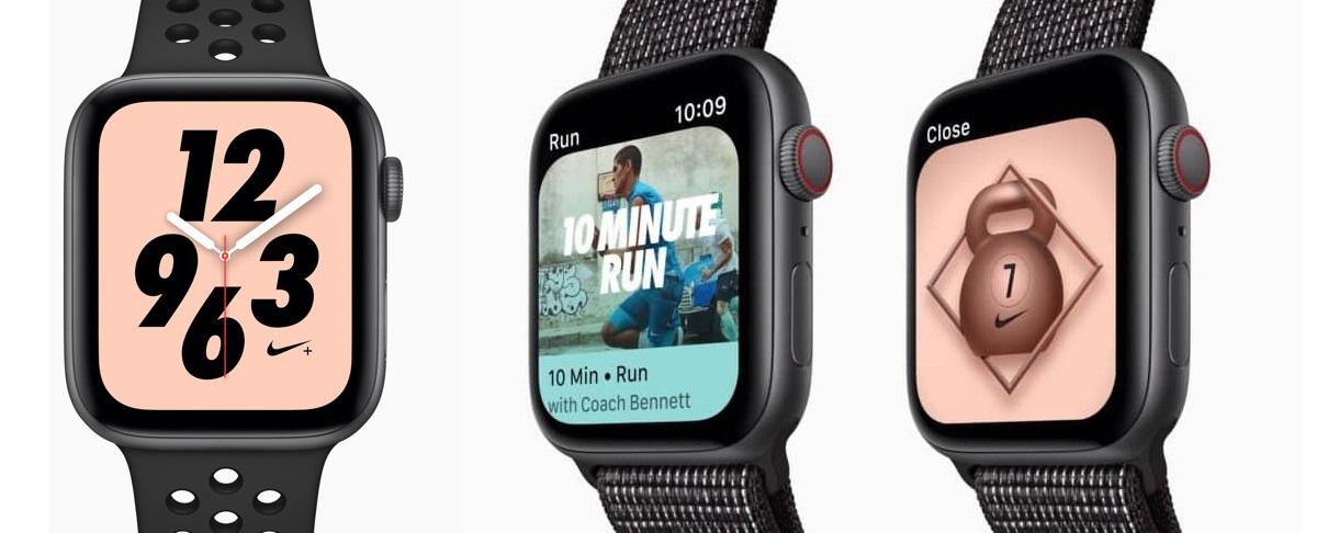 Смарт часы Apple Watch Nike+