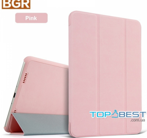 Чехол для Xiaomi Mi Pad 2 7.9 BGR Flip Leather Deer Smart Case Светло-розовый