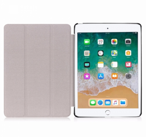 Чехол для Apple iPad 9.7 2018  2017 Anomaly Graffiti Smart Cover Ночь
