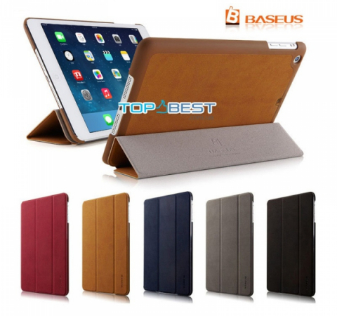 Чехол BASEUS Simplism Slim для Apple iPad Mini 4 Dark Blue (Темно-Синий)