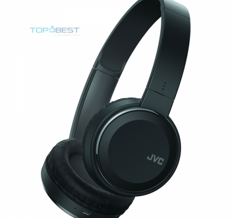 Оригинальние Bluetooth-наушники JVC HA-S190BTA Black (Черный)
